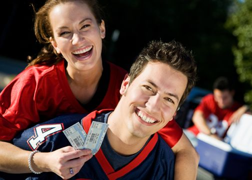 sport events to do as a couple