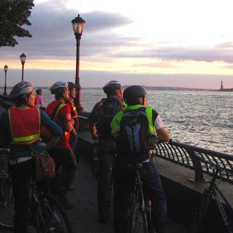 bike tours nyc