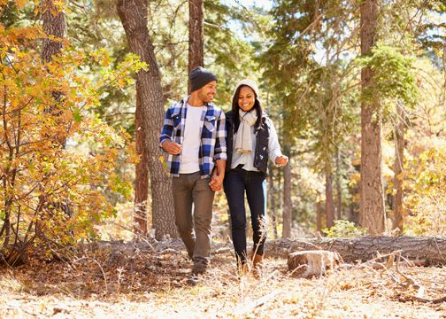 things to do outside as a couple