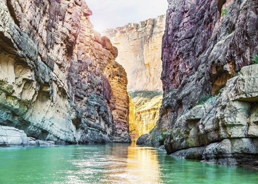 most beauitful rafting rivers in the United States