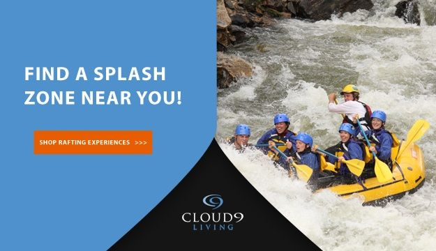 Best white water rafting trips in the US - Cloud 9 Living