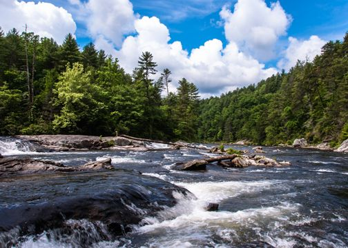 most challenging US white water rafting rivers