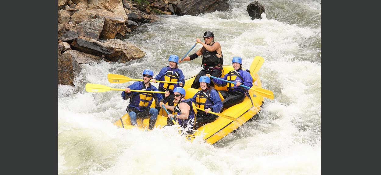 Top U S  White Water Rafting Trips | Best White Water