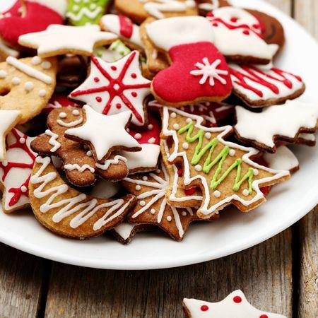 Favorite Christmas Cookies | Best Holiday Treats | Cookie ...