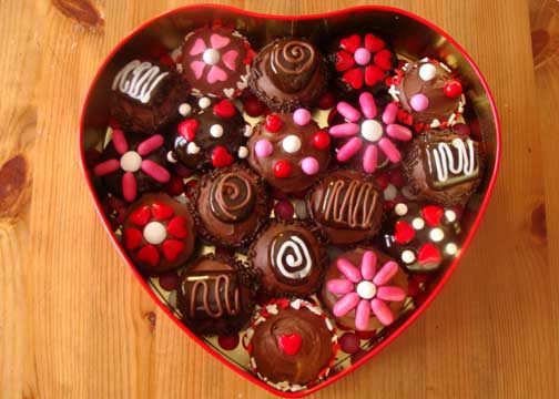 12 V Day Chocolates Map Cute Valentine S Day Gift Ideas For