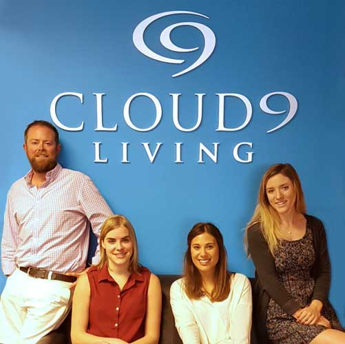 Meet Cloud 9 Living's Customer Experience Team!