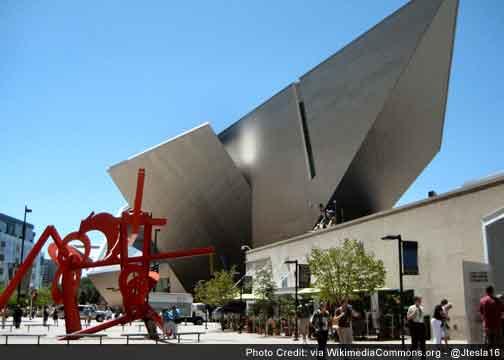 top Denver Colorado attractions