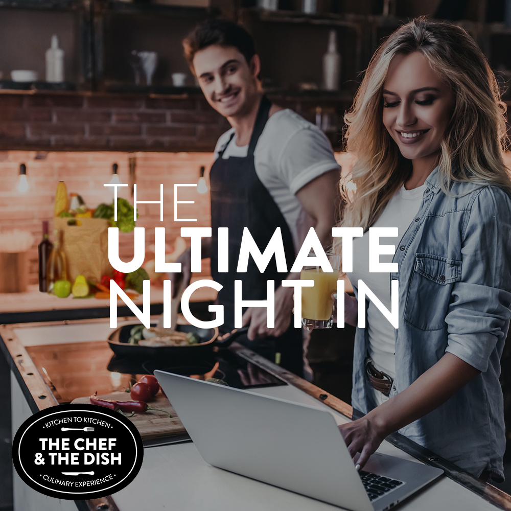 Supplier Spotlight | Enjoy the Ultimate Night In Cooking with The Chef & The Dish!