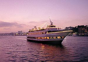 Dinner Cruises are perfect romantic summer birthday gift ideas