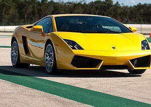Drive a Lamborghini gift for car lovers
