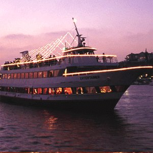 birthday gifts for dads_dinner cruises